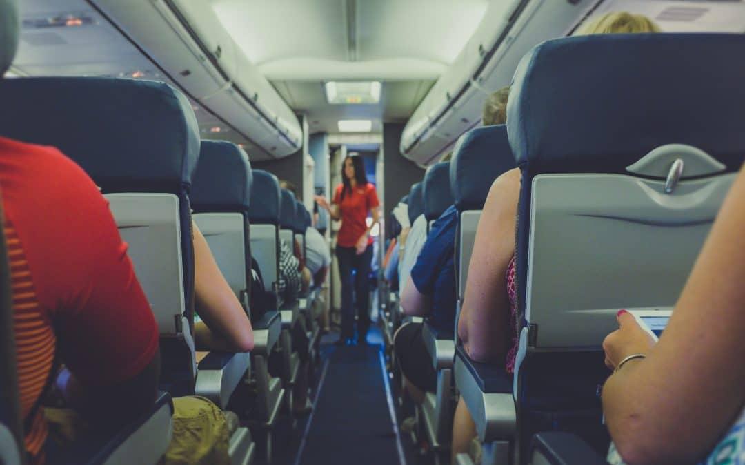 7 tipov ako si spríjemniť cestu lietadlom